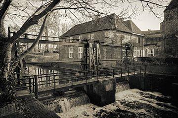 Stoney Wehranlage in Amersfoort von Jan van der Knaap