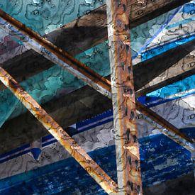 Structures métalliques van Martine Affre Eisenlohr