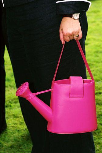 Opzichtige handtas