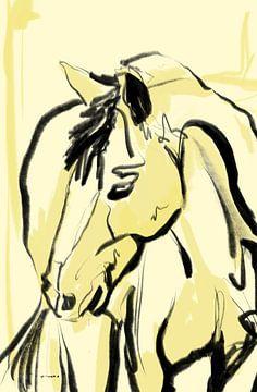 Pferd Sonnig von Go van Kampen