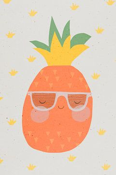à l'ananas sur
