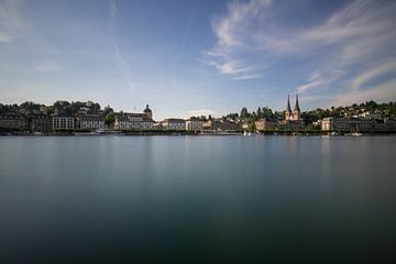 Luzern: Seebecken van