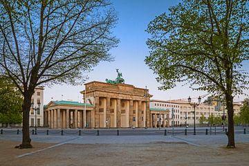 Brandenburger Tor Berlin von Heiko Lehmann