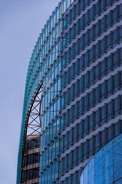 Karel de Grotegebouw Brussel van Christophe Fruyt