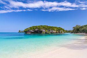 Taboo Rock, Kanumera bay, Ile des Pins, New Caledonië