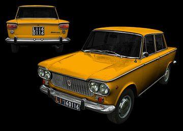 Fiat 1500 von aRi F. Huber