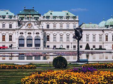 Wien - Schloss Belvedere von Alexander Voss