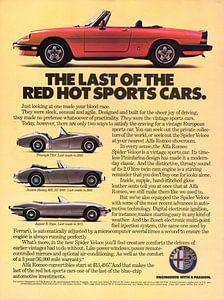 1985 Alfa Romeo Spider Veloce reclame