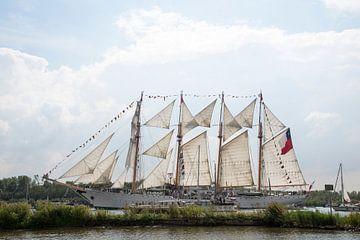 Tallship Esmeralda - Sail  Amsterdam van