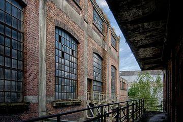 Fabrieksgebouw von Rens Bok
