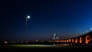 Lightpost van