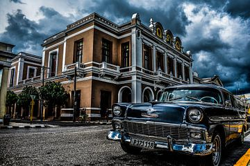 Cienfuegos, Kuba von Michelle van den Boom