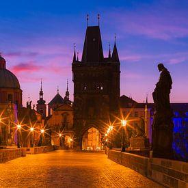 Le Pont Charles, le Château de Prague ou bien la place de la Vieille Ville, commandez votre reproduction d'art sur OhMyPrints