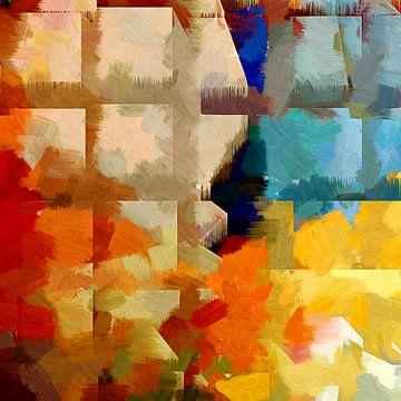 Het blok van Kay Weber