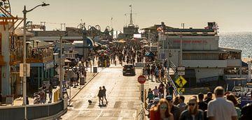 Los Angeles - Santa Monica von Keesnan Dogger Fotografie