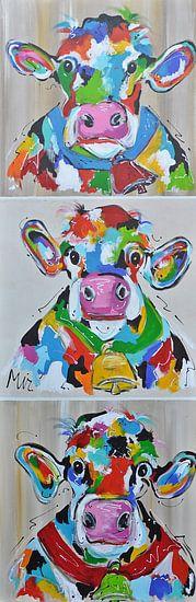 Koeien hoog