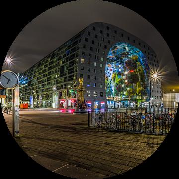 De Markthal in Rotterdam van MS Fotografie | Marc van der Stelt