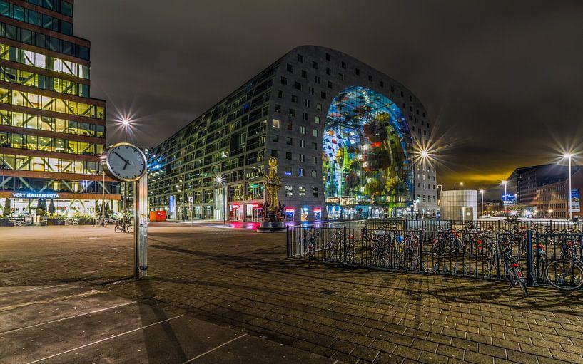 De Markthal in Rotterdam van MS Fotografie   Marc van der Stelt