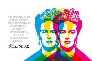 Frida Kahlo Zitat von