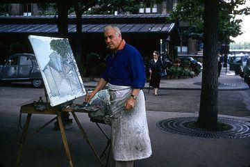 Vintage foto 1950 sur Jaap Ros