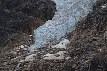 Glacier #1 van Martin Bäumler