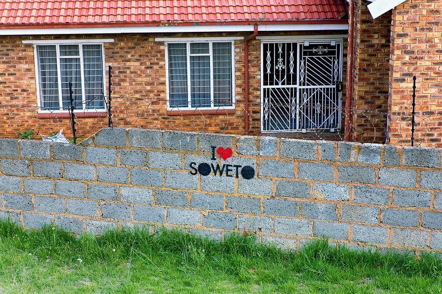 I love Soweto