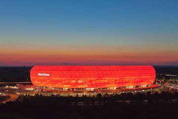 Allianz Arena, München von Markus Lange