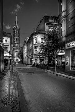 Neue Kirche Wuppertal von Jens Korte