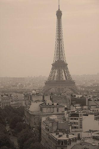 la tour Eiffel von Jacomijn Dijkers