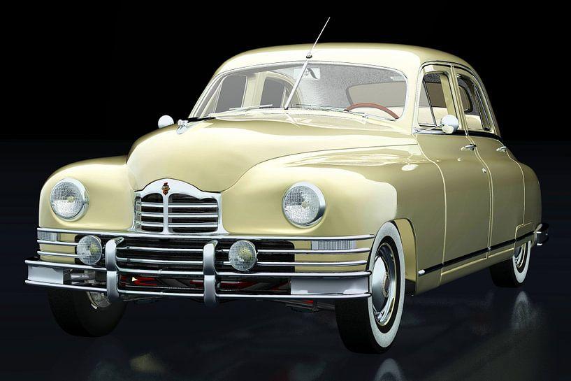 Packard Eight Sedan van Jan Keteleer