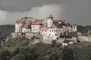 Burghausener Burg sur Christine Nöhmeier