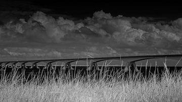 Zeeland-Brücke von Ad Van Koppen