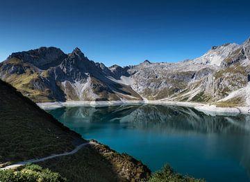 Lunersee Brandnertal Vorarlberg Montafon von Karin vd Waal