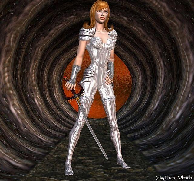 Silverlady von Thea Ulrich