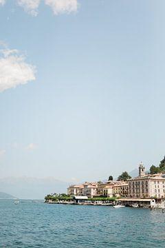 Schöne Skyline des Comer Sees | Reisefotografie Italien von Amy Hengst