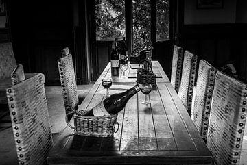 wijn tafel van