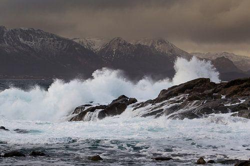 beukende golven