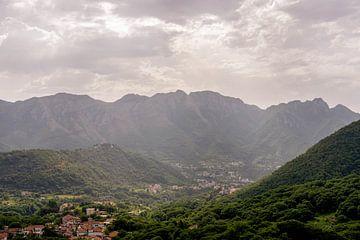 Amalfiküste - Berge von Christian Volk