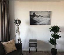 Kundenfoto: Reynisdrangar Südisland von Arnold van Wijk, auf alu-dibond