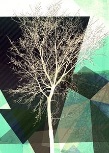LONELY TREE v1 Portrait