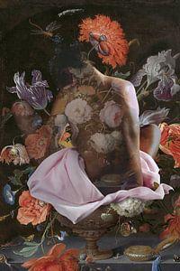 Blooming Muse Abraham Mignon van