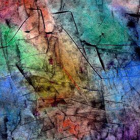 Kristalline World von Claudia Gründler
