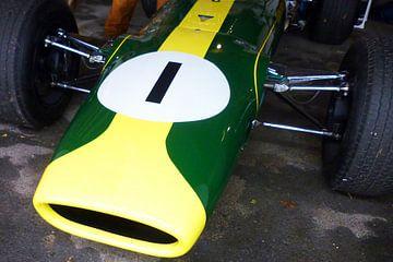 Racing No.1 van Theodor Decker