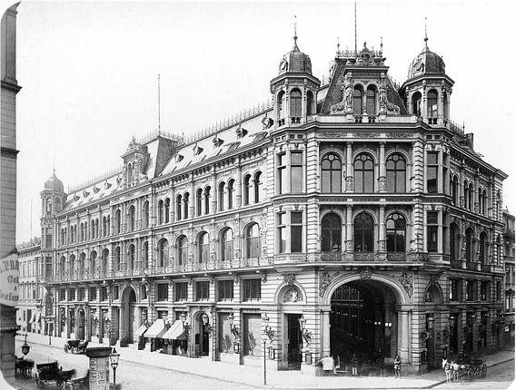 Berlijn, Kaisergalerie, 1875