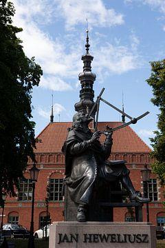 Gdansk, jan heweliusz van Eric van Nieuwland