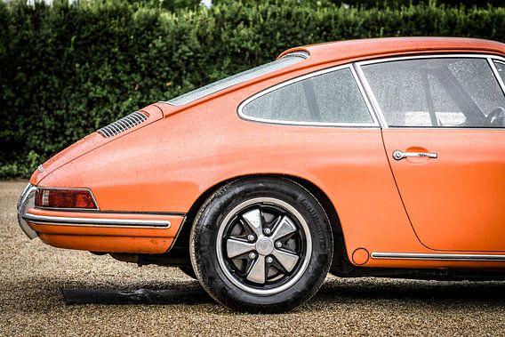 Porsche 911 Carrera klassieke sportwagen