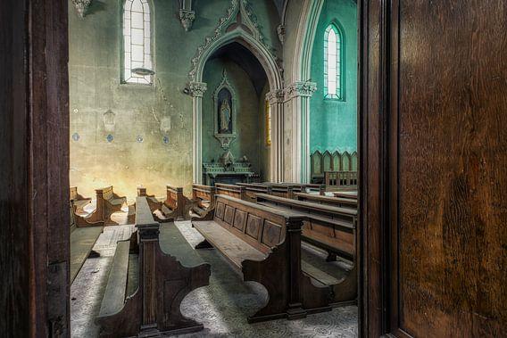 Verlaten Plaats - Blauwe Kerk