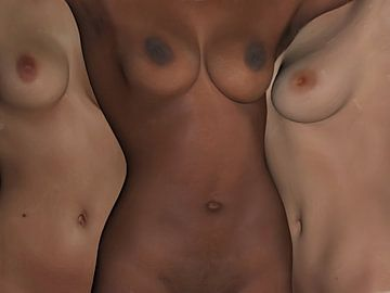 Kimora Naomi Paula nackt von Maurice Dawson