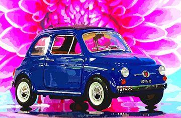 Bella Macchina 7 - Fiat 500 F van Jean-Louis Glineur alias DeVerviers