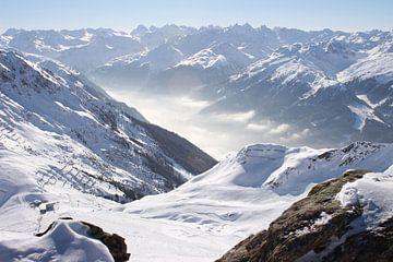 mountains van stefany vangeel